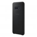 Oryginalne etui silikonowe Silicone Cover case SAMSUNG GALAXY S10e czarne EF-PG970TBEGWW