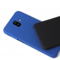 nemo Etui Silicone Case elastyczne silikonowe SAMSUNG GALAXY J6+ J6 PLUS granatowe