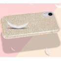 Etui Brokat  Glitter SAMSUNG GALAXY S10e złote