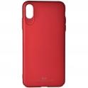 Etui MSVII Iphone XS Max czerwone