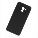 Etui Brio case SAMSUNG A8+ 2018 czarne