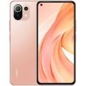 Smartfon Xiaomi Mi 11 Lite 4G - 8/128GB różowy