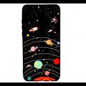 Etui Slim Case Art SAMSUNG GALAXY J6+ PLUS planeta