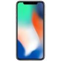 Apple iPhone X 64GB - srebrny