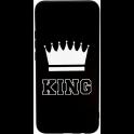 Etui Slim case Art SAMSUNG GALAXY A7 2018 król