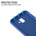 Etui Silicone Case elastyczne silikonowe SAMSUNG GALAXY J4+ J4 PLUS granatowe