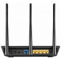 Router sieciowy Asus AiMesh   AC1750   RT-AC66U + 2x Lyra Trio