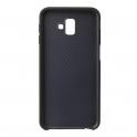 nemo Etui Silicone Case elastyczne silikonowe SAMSUNG GALAXY J4+ J4 PLUS czarne