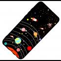 Etui Slim case Art SAMSUNG GALAXY A9 2018 planeta