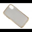 Etui Glitter IPHONE XS MAX złote