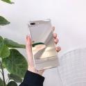 Etui Lustro Mirror Anti shock IPHONE X złote