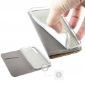 Etui SAMSUNG GALAXY M11 portfel z klapką Flip Magnet złote