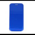 Etui portfel flip hybryda SAMSUNG J4 2018 niebieskie