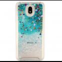 Etui Liquid SAMSUNG GALAXY S9+ S9 PLUS niebieskie