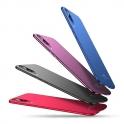 Etui MSVII Iphone XS niebieskie