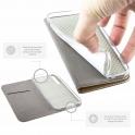 Etui portfel Flip Magnet SAMSUNG GALAXY A70 złote