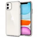 SPIGEN SGP  Etui Pancerne Spigen Crystal Hybrid IPHONE 11 Crystal Clear transparentne