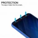 Etui Silicone Case elastyczne silikonowe SAMSUNG GALAXY A6 2018 granatowe