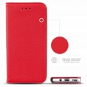 Etui portfel z klapką Flip Magnet HUAWEI P SMART Z czerwone
