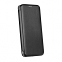 Etui portfel Flip elegance SAMSUNG A6 2018 czarne magnetyczne