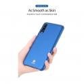 Dux Ducis Skin Lite case etui pokrowiec ze skóry ekologicznej SAMSUNG GALAXY A10 niebieski