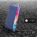 Etui HTC DESIRE 19+ PLUS Flip Magnet portfel z klapką granatowe