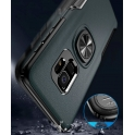 Etui Pancerne Armor Ring Cover Holder 360 SAMSUNG GALAXY J6+ J6 PLUS czarne