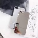 Etui Lustro Mirror Anti shock SAMSUNG GALAXY S8 srebrne