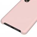 Etui Silicone Case elastyczne silikonowe HUAWEI P30 LITE różowe