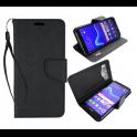 Etui Fancy SAMSUNG S8+ czarne