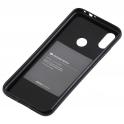 Etui SAMSUNG GALAXY S20+ PLUS Jelly Case Mercury silikonowe czarne