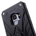 Etui pancerne Rugged Shockproof Hybrid SAMSUNG GALAXY S9 G960 czarne