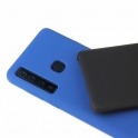 Etui Silicone Case elastyczne silikonowe SAMSUNG GALAXY A9 2018 granatowe
