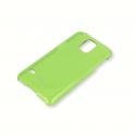 Etui Polaroid hard slim Samsung S4 zielony