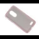 Etui Glitter LG K8 2018 różowe
