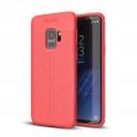 Etui Skin Lux SAMSUNG S9+ czerwone