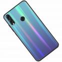 Etui Szklane Glass case Rainbow XIAOMI MI9T MI 9T / K20 niebieskie
