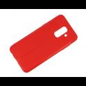 Etui Skin Lux SAMSUNG A6+ 2018 czerwone