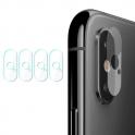 Szkło na aparat obiektyw 3MK Flexible Glass Lens IPHONE X / XS