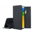 Etui portfel flip magnet XIAOMI REDMI 5+ czarny