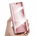 Etui Clear View Cover SAMSUNG S10 różowe