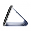 nemo Etui z klapką Clear View Cover SAMSUNG GALAXY A40 niebieskie