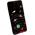Etui Slim case Art SAMSUNG GALAXY J4+ J4 PLUS planeta