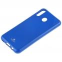 Etui HUAWEI P40 LITE Jelly Case Mercury silikonowe niebieskie