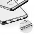 Etui ramka Ring Huawei P Smart czarny
