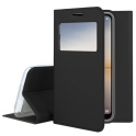 Etui Smart Look LG K8 2018 czarne magnetyczny