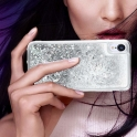 Etui Liquid SAMSUNG GALAXY S9 srebrne
