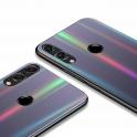 Etui Szklane Glass case Rainbow XIAOMI MI9T MI 9T / K20 czarne