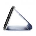 Etui z klapką Clear View Cover SAMSUNG GALAXY A70 złote
