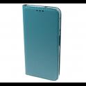 nemo Etui portfel flip magnet  SAMSUNG GALAXY A6 2018 turkus